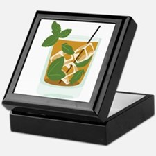 Mint Julep Keepsake Box