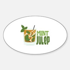 MINT Julep Decal