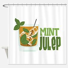 MINT Julep Shower Curtain
