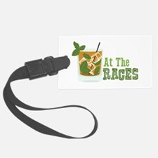 At The RACES Luggage Tag