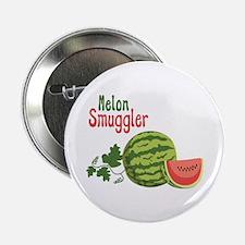 """Melon Smuggler 2.25"""" Button"""