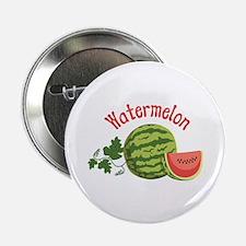 """Watermelon 2.25"""" Button"""