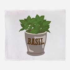 BASIL Throw Blanket