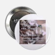 """Hard 2 Resist 2.25"""" Button (10 pack)"""