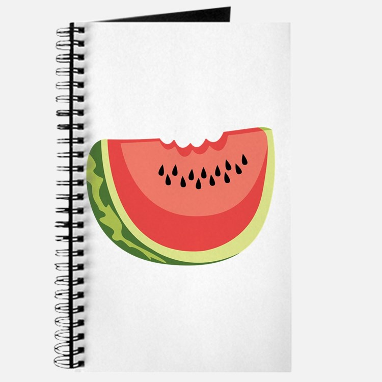 Watermelon Slice Journal