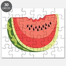Watermelon Slice Puzzle