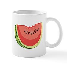 Watermelon Slice Mugs