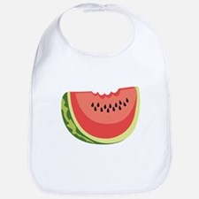 Watermelon Slice Bib
