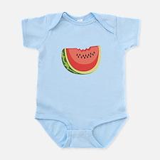 Watermelon Slice Body Suit