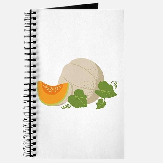 Cantaloupe Vine Journal