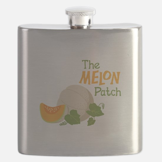 The MELON Patch Flask