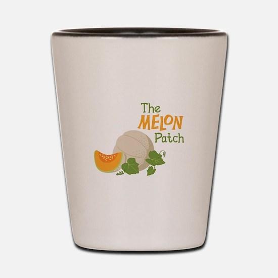 The MELON Patch Shot Glass