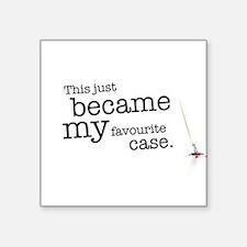 My favourite Case Sticker
