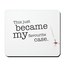 My favourite Case Mousepad
