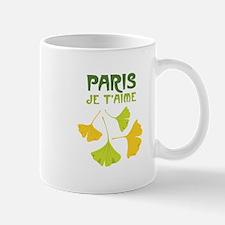 PARIS JE TAIME Mugs