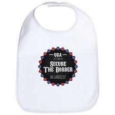 Secure The Border Bib