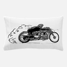 VINTAGE DRAG BIKE Pillow Case