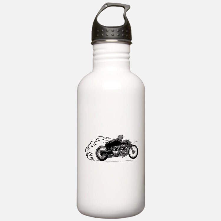VINTAGE DRAG BIKE Water Bottle