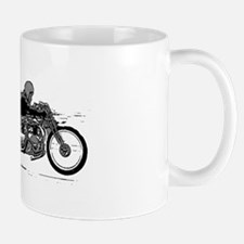 VINTAGE DRAG BIKE Mugs