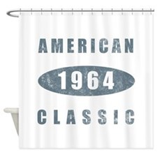 1964 American Classic Shower Curtain