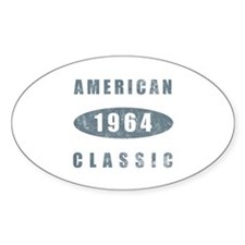 1964 American Classic Decal