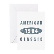 1964 American Classic Greeting Cards (Pk of 10)