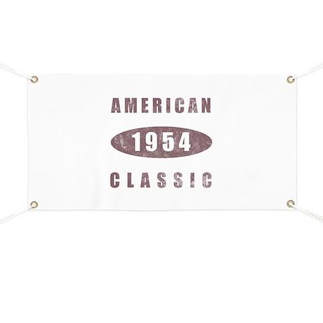 1954 American Classic Banner