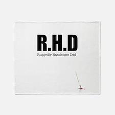 R H D Throw Blanket