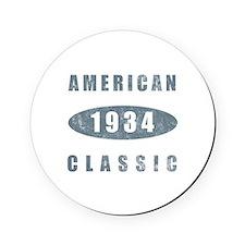 1934 American Classic Cork Coaster