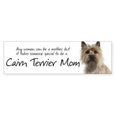 Cairn Terrier Mom Bumper Bumper Sticker