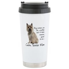 Cairn Terrier Mom Travel Mug