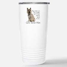 Cairn Terrier Mom Travel Mug
