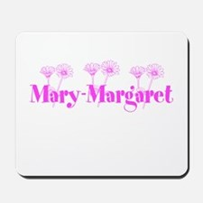 Pink Personalized Name Mousepad