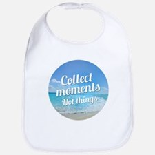 Collect Moments Bib