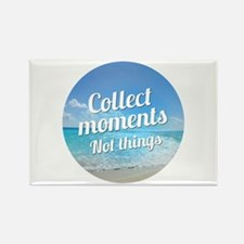 Collect Moments Rectangle Magnet