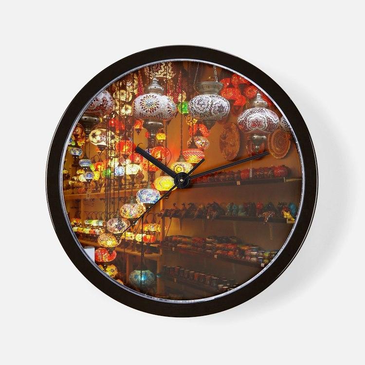 camden town Wall Clock