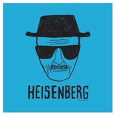Heisenberg Wall Art Canvas Art