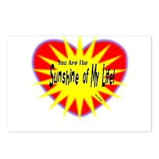 Sunshine Of My Life-Stevie Wonder/t-shirt Postcard