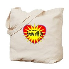 Sunshine Of My Life-Stevie Wonder/t-shirt Tote Bag