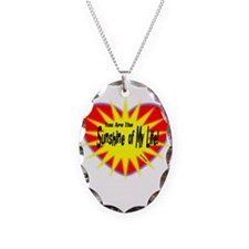 Sunshine Of My Life-Stevie Wonder/t-shirt Necklace