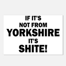 if its not from yorkshire Postcards (Package of 8)