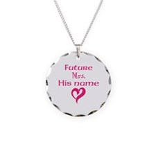 Personalize,Future Mrs. Necklace