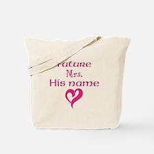 Personalize,Future Mrs. Tote Bag