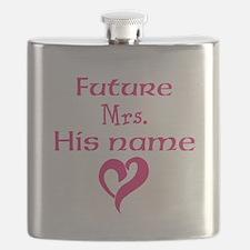 Personalize,Future Mrs. Flask
