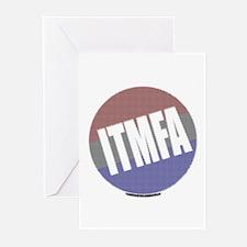 Patriot's ITMFA Greeting Cards (Pk of 10)