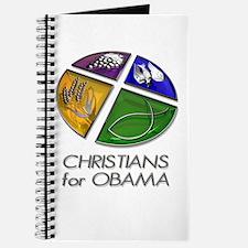 Christians for Obama Journal