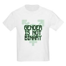 Gender Is NOT Binary T-Shirt