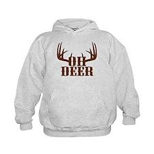Oh Deer Hoodie