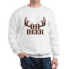 Oh Deer Sweatshirt