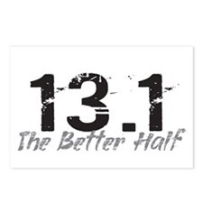 13.1 The Better Half Postcards (Package of 8)